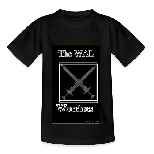 WAL Warriors - Teenage T-Shirt