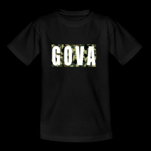 Gova Camouflage - Teenager T-Shirt