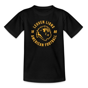 Lions old school gold - Teenage T-shirt
