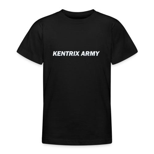 #KentrixArmy Logo - Teenage T-shirt