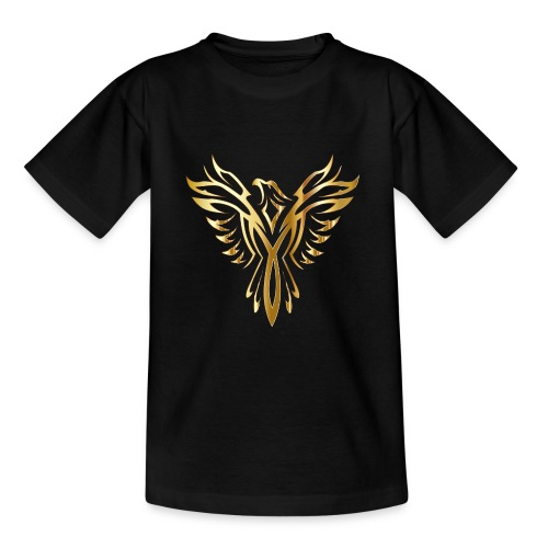 phoenix gold ultimate - Teenage T-Shirt
