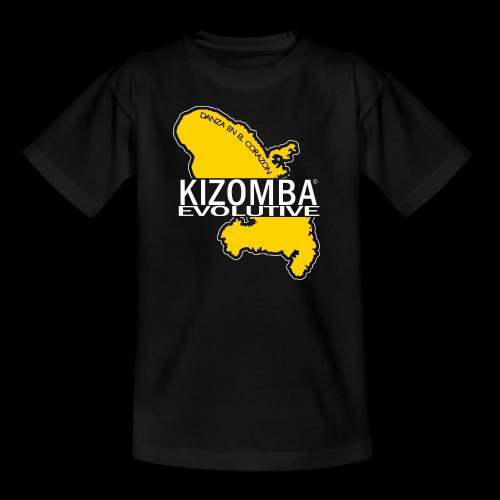 kizomba dos - T-shirt Ado