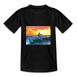 Surfer - Basic Kollektion - Teenager T-Shirt
