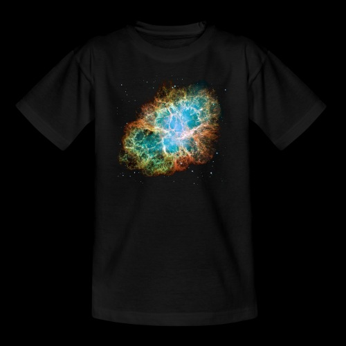Crabnebula - Teenager T-Shirt
