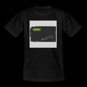"""Thank's"" - Teenager T-Shirt"