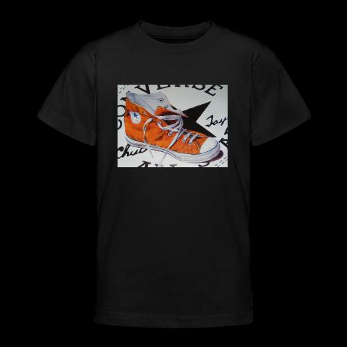 Schuhe - Teenager T-Shirt