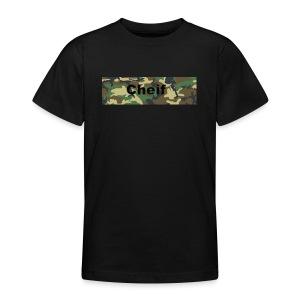 Cheif barn kläder - T-shirt tonåring