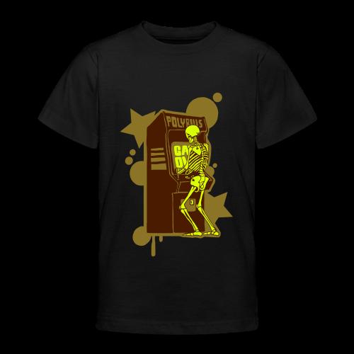 Hi-Score Gold and Neon - Koszulka młodzieżowa
