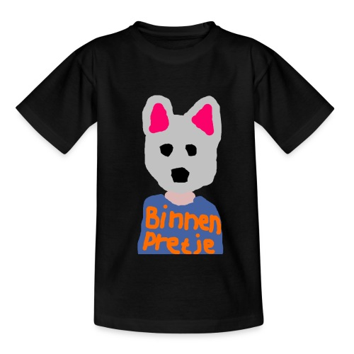 Binnenpretje T-shirts - Teenager T-shirt