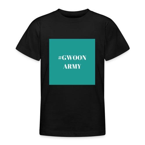 #gwoonarmy - Teenager T-shirt