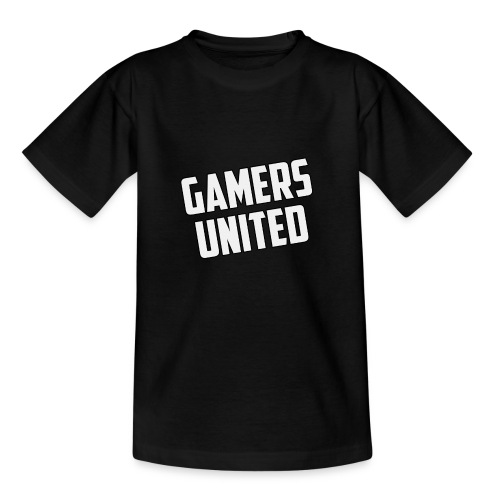 Gamers United - Teenage T-Shirt