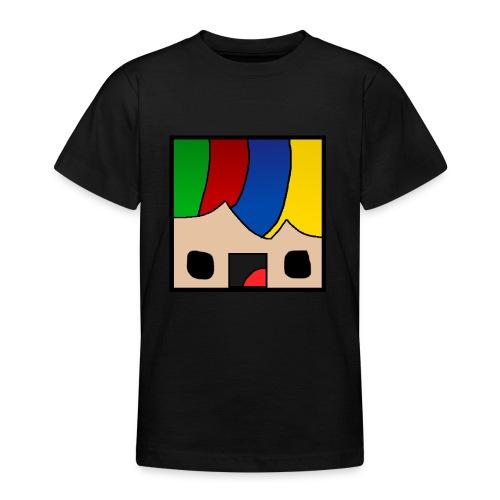 ProfSaurusCartoon - Teenager T-Shirt