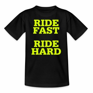 Ride fast - Teenager T-Shirt