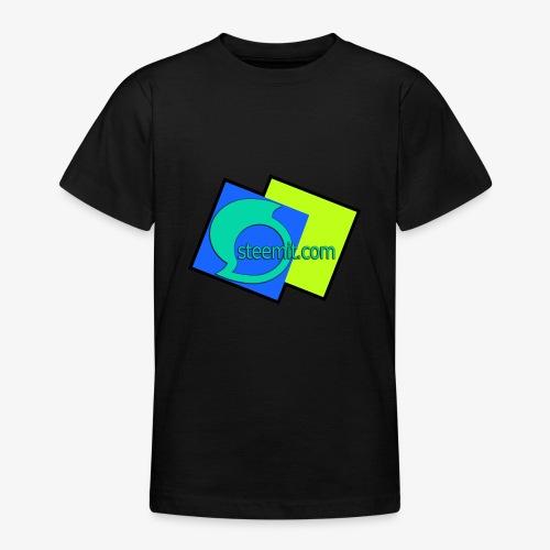 Steemit.com Promotion T - Teenage T-Shirt