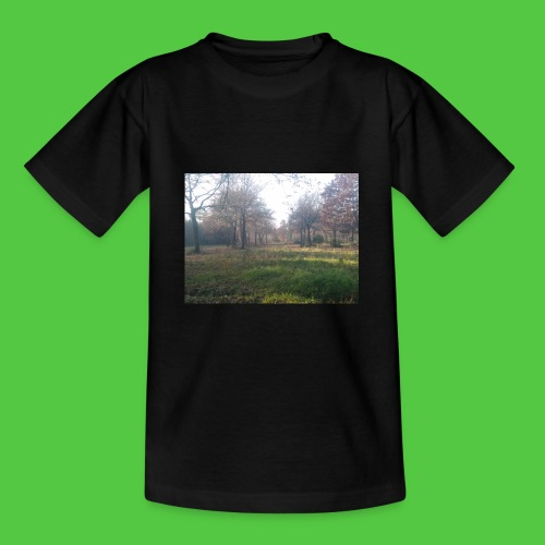 La nature quel bonheur - T-shirt Ado