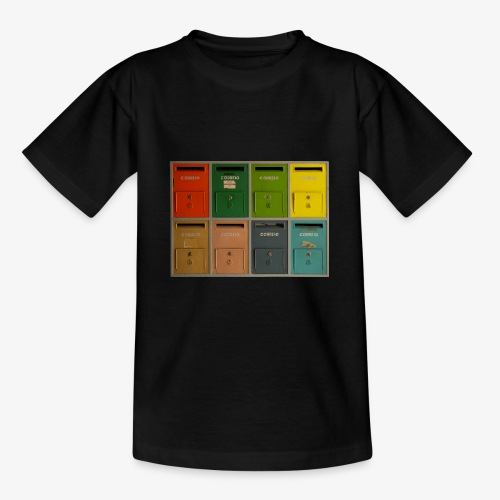 Briefkasten - Teenager T-Shirt