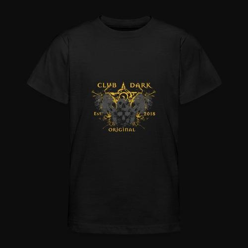 Club Dark Original - Teenager-T-shirt