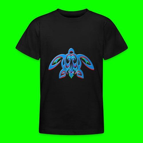 turtle - T-shirt tonåring
