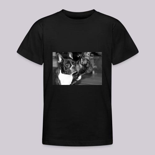 Frenchies - Teenage T-Shirt