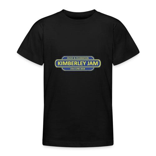 Kimberley Jam Logo - Teenage T-Shirt