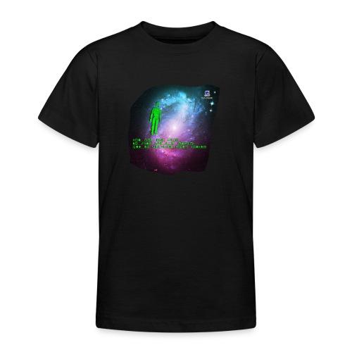 player_start - Teenager-T-shirt