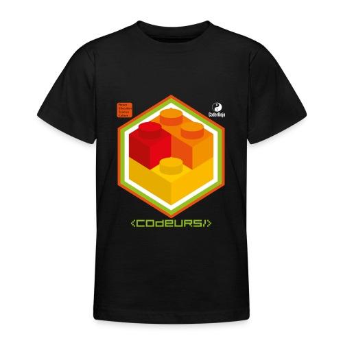 Esprit Brickodeurs - T-shirt Ado