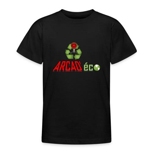 Arcad'eco - T-shirt Ado