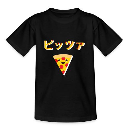 Pizza? Pizza! - Teenage T-Shirt