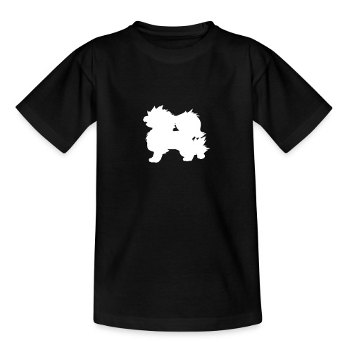 All white Arcanine Merch - T-shirt Ado