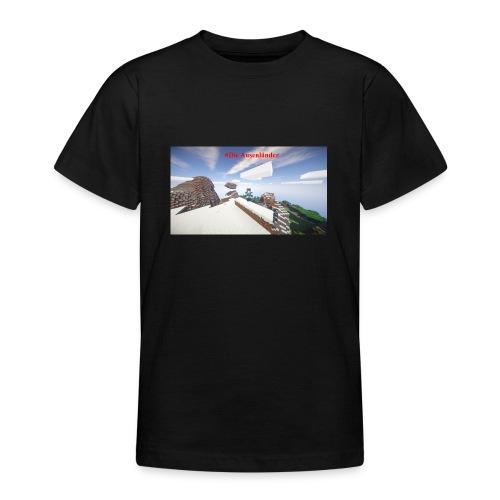 Minecraft Ausenländer - Teenager T-Shirt