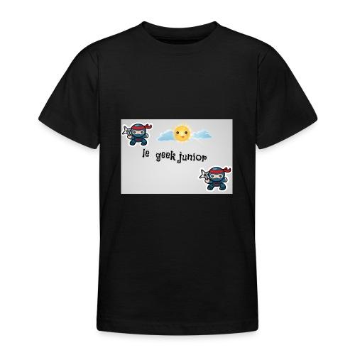 modele enfant - T-shirt Ado