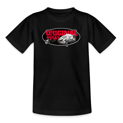 Originalpirat 2018 - Teenager T-Shirt