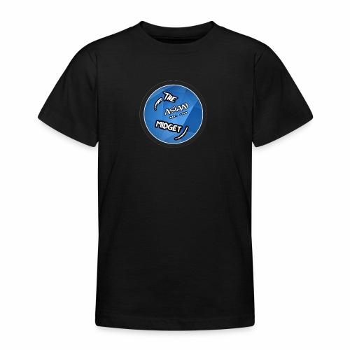 TheAsianMidget logo - Teenage T-shirt