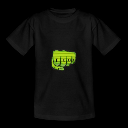 Leon Fist Merchandise - Teenage T-Shirt