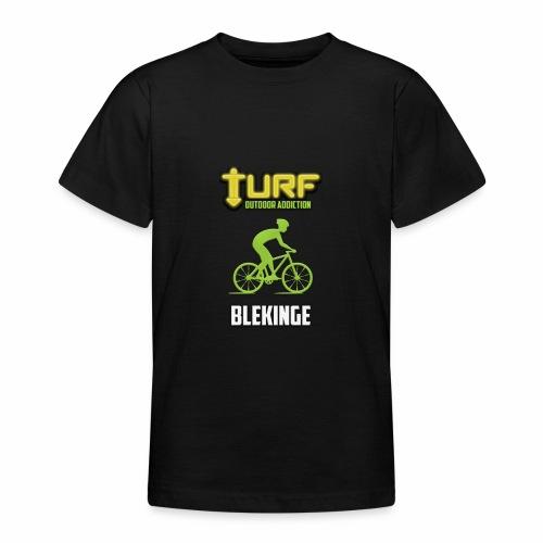TURF - BLEKINGE - T-shirt tonåring