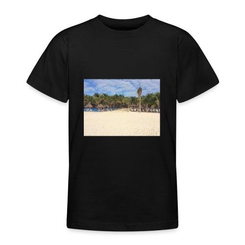 Strandweg - Teenager T-Shirt