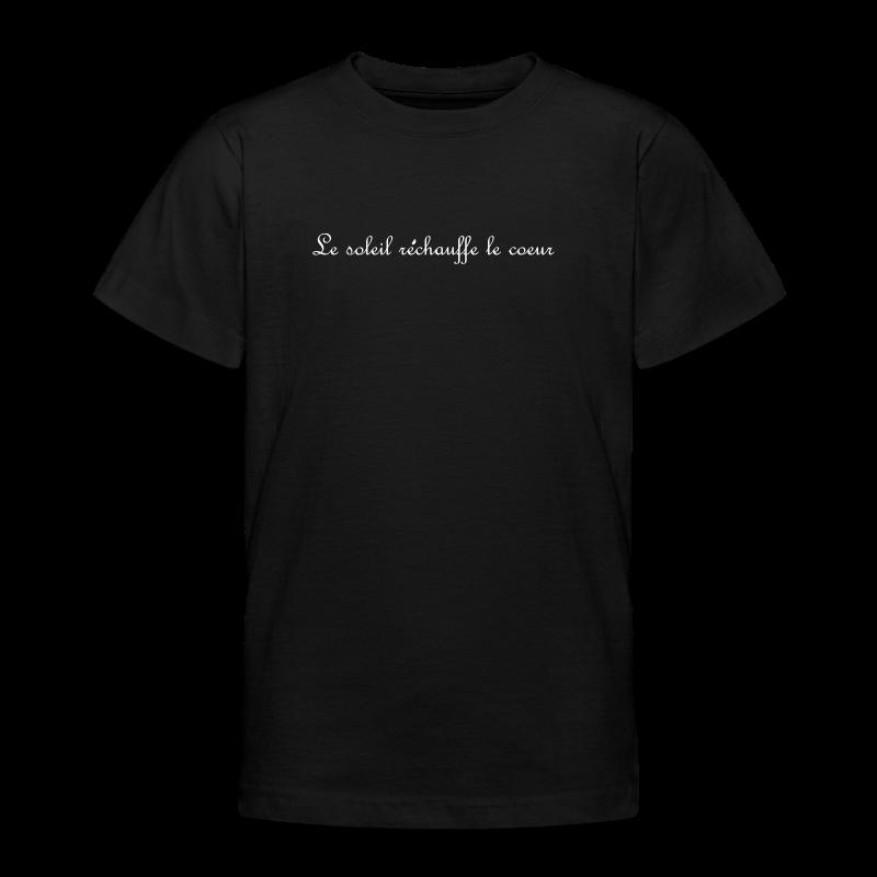 sunshine Collection - T-skjorte for tenåringer