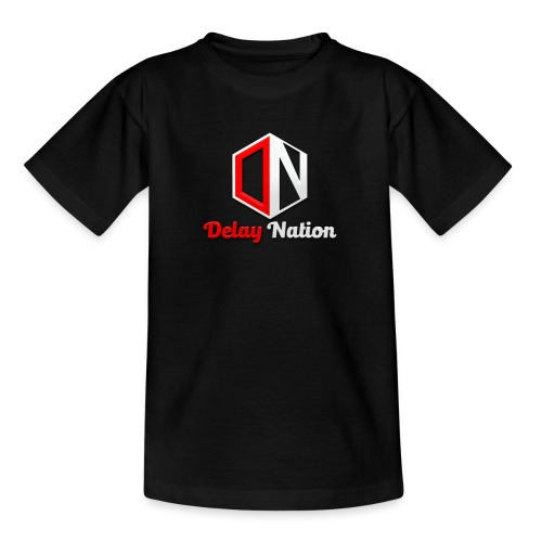 Delay Nation 2018 merch - Teenage T-shirt