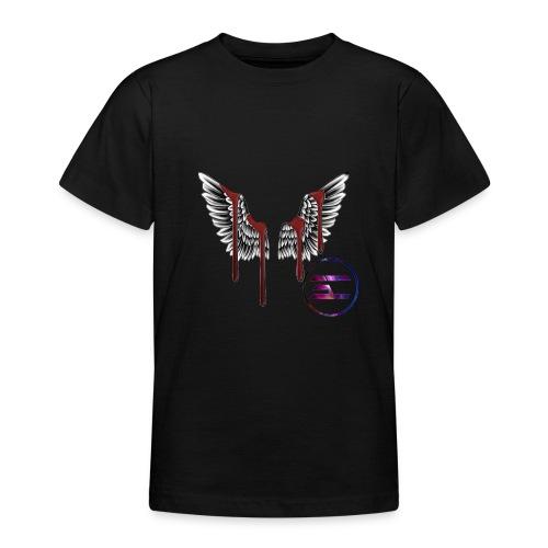 cool wings design - Teenage T-Shirt