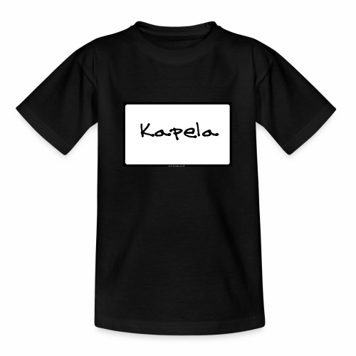 Old Kapela Design - Teenage T-Shirt