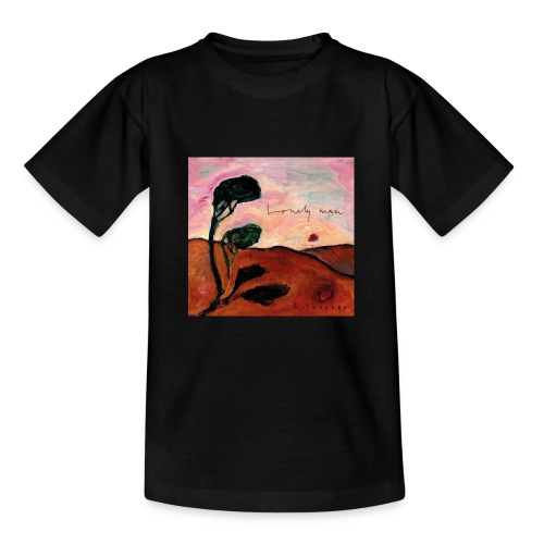 Lonely Man - Teenager T-Shirt