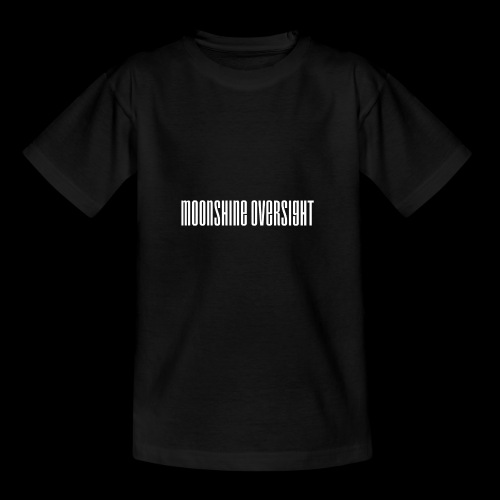moonshine oversight blanc - T-shirt Ado