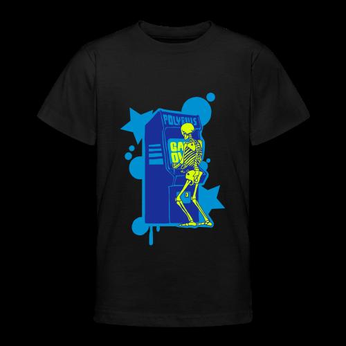 Hi-Score Blue - Koszulka młodzieżowa