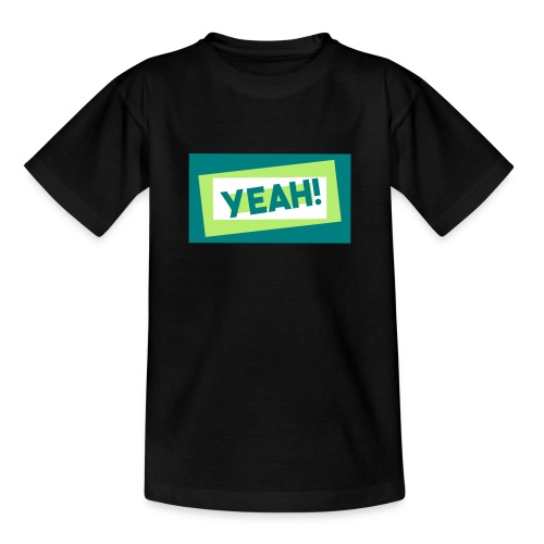 Teddy.Kidswear. – Yeah! - Teenager T-Shirt