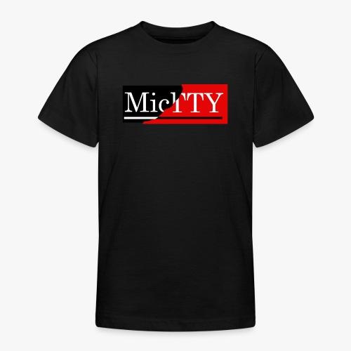 Casual logo - Camiseta adolescente