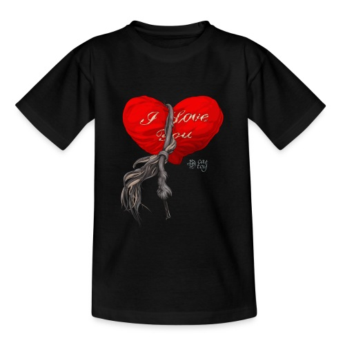 Heart - Koszulka młodzieżowa