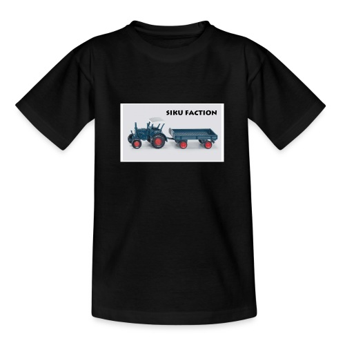 SikuFactionCap - Teenager T-Shirt