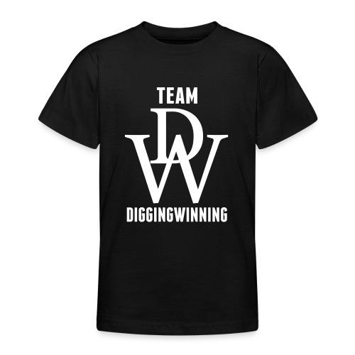 Team DiggingWinning - Teenage T-shirt