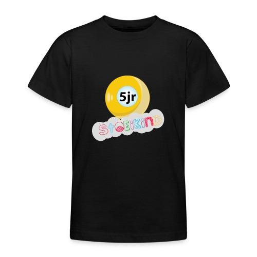 StoeiKind 5jr - Teenager T-shirt