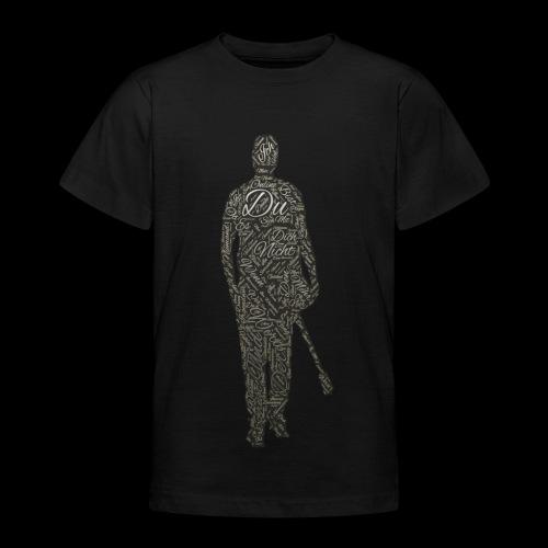 sascha - Teenager T-Shirt